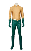 Arthur Curry Aquaman Adult Superhero Avengers Cosplay Halloween Suit Costume - $135.00+