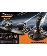 Thrustmaster T.52493 5/12ft Fcs Flight Pack - Joystick - PC - Tech Of Pr... - $782.64