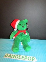 Salvino's Bamm Beano's Holiday Bear #25 Mark McGwire Issue Date 1998 With Tags - $12.86