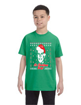 Kids Youth T Shirt It's Christmas Bro Team 10 Holiday Ugly Xmas - $17.94