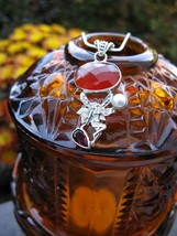Autumn Star Fairy Portal Lamp & Amulet SET Sweet Powerful Fae Energies Haunted - $229.99