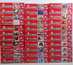 Lot 33 Boxes Puzzlebug Jigsaw Puzzles Bird,Car,Wolf,Horse,Bear,Owl And More - $69.19