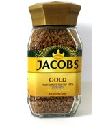Israel - 47.5 gr 1.67 oz Passover Kosher Jacobs Gold Instant coffee - $9.99