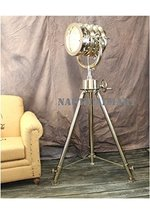 Floor Lamp Amazing High Designer Movie Studio Lamp For Living Room - By Nautical - $395.01