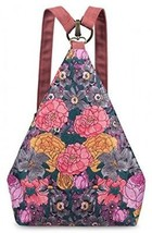 Black Butterfly Original Women's Bohemia National Style Canvas Backpack... - $60.45