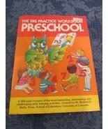 Big Practice Preschool Basic Skills Activity Book Playmore 1979 Richard ... - $19.86