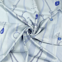 Hermes Scarf ETUDE POUR UNE PARURE DE GALA 90cm Silk Foulard MANLIK - $329.95