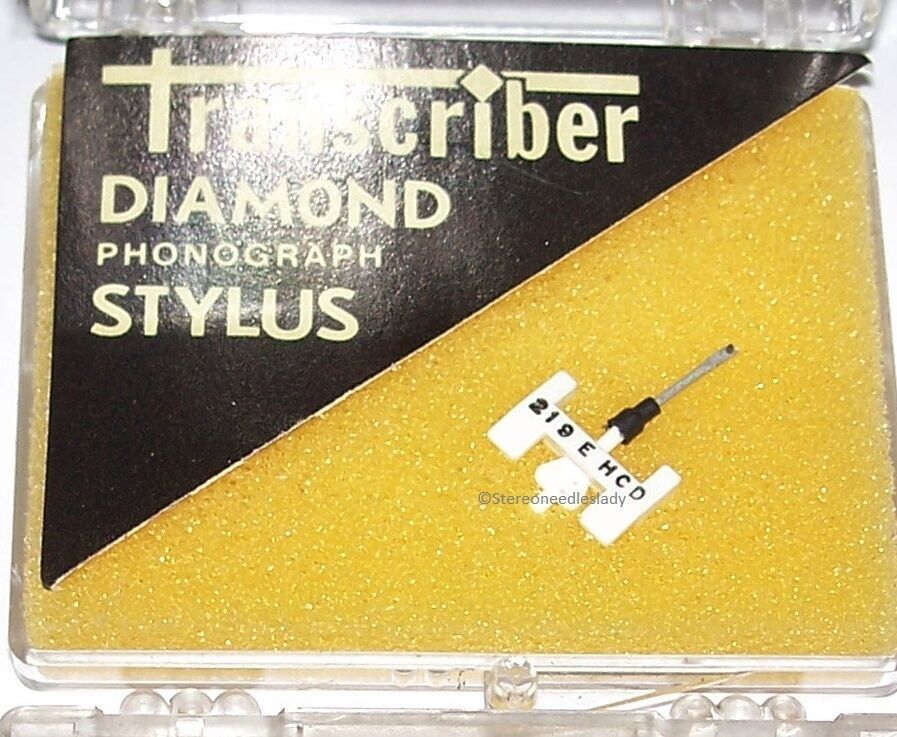 RECORD PLAYER NEEDLE 219EHCD for EV 2640D, Magnavox 560352 560356