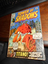 Tower of Shadows #7 VG+ range BARRY WINDSOR SMITH, WALLY WOOD Marvel Com... - $21.78