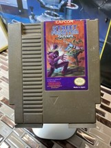 Street Fighter 2010 The Final Fight Nintendo Nes Cleaned & Tested Authentic - $14.95