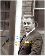 JOHN GOTTI  Authentic Original  SIGNED AUTOGRAPHED PHOTO w/ COA 5290 - $195.00
