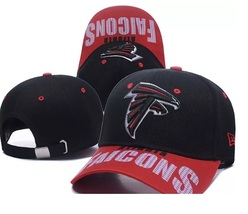 Newest NFL Cap Atlanta Falcons Football super Bowl LII Polyester high qu... - $28.75