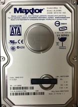 """Maxtor - 6L200MO - 8MB Cache 3.5"""" 7200rpm 200GB SATA Internal Hard Drive - $24.70"""