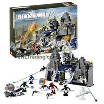 NEW 2005 LEGO Bionicle Set #8769 VISORAK'S GATE Toa Hordika+Visorak Figu... - $99.99