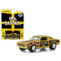 1967 Chevrolet Camaro Mr. Bardahl Hobby Exclusive 1/64 Diecast Model Car by Gree - $11.78