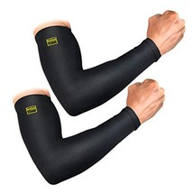 Heekooi Compression Long Arm Sleeve Elbow Support for Basketball Cycling Running
