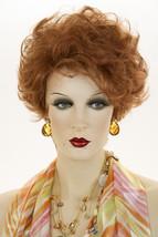 Light Nat Red Blonde Red Short Jon Renau Wavy Wigs - $113.10
