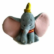 "Disney Store Dumbo Exclusive Plush 14"" Toy Doll Elephant Mickey Mouse  - $21.77"