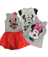 Disney Minnie Mouse Lot - Size 10/12 - £6.56 GBP