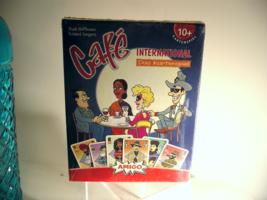 Café International (Board Game) by Amigo. - $14.99