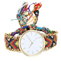 Ethnic style Handmade Ladies Watches Vintage Quartz Wristwatches - $15.99