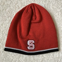 NC State Wolfpack Beanie Hat One Size New With Tags - $12.86