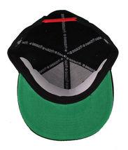 Dissizit! Side Bear Black Snapback Cap Hat California Star Flag image 7