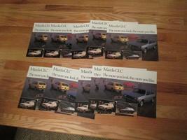 1980 Mazda RX 7 Sports Car auto Dealer showroom Sales Brochure catalog