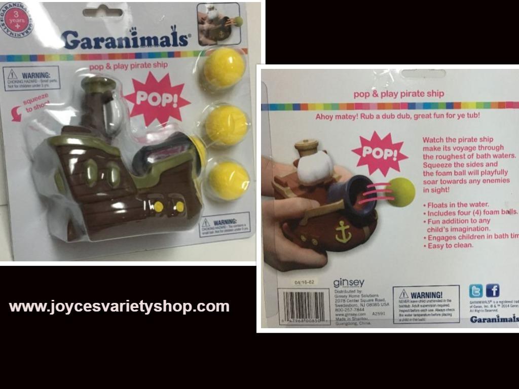 Garanimals pop play web collage