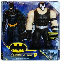 """NEW 2020 DC Batman & Bane 12"""" Action Figure Set Target Exclusive 1st Edi... - $44.54"""