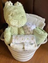 Ensley Alligator Baby Gift Basket - $69.00