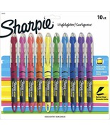 Sanford Sharpie Accent® Liquid Highlighters, Chisel Tip, Assorted Colors... - $6.50