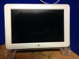 "Apple LCD Screen 20"" Widescreen A1038 Cinema Display Monitor  - $187.00"