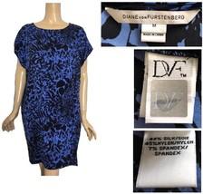 DVF Diane Von Furstenberg Harriet Sheath Dress M - $125.00