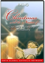 CHRISTMAS WITH THE NUNS OF OUR LADY OF THE ANGELS MONASTERY - CD
