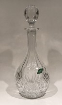 Shannon Crystal Decanter Designs of Ireland Hand Crafted - China - W/ St... - $29.69