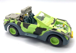 Jurassic Park The Lost World Ground Tracker Vehicle Car 1996 Toy Action ... - $29.70