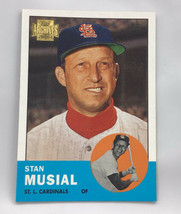 2001 Topps Archives Stan Musial Reprint 180 of 450 Baseball Card #250 - $7.91
