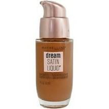 Maybelline Dream Satin Liquid Foundation + Hydrating Serum  120 Caramel - $4.99