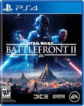 Star Wars: Battlefront II (Sony PlayStation 4, 2017) - $69.99