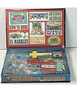 Professor Murphy's MARBLE MANIA 15 classics to build Play and Score New ... - $16.82