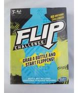 NEW Flip Challenge Game Grab A Bottle & Start Flipping! Hasbro Gaming Ag... - $13.27