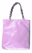 NEW Sanrio Hello Kitty Pink Evening Purse CoCo Quilted Face Patent Leather NWT image 2