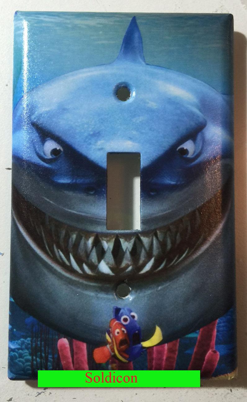 Nemo dory front shark single toggle
