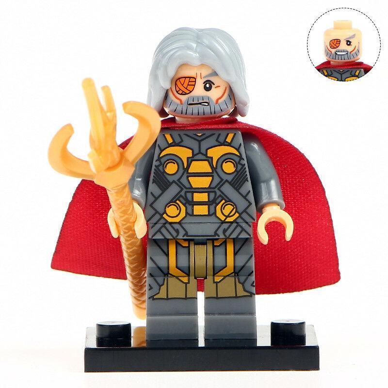 Primary image for Odin The King of Asgard - Thor Movie Marvel Universe Minifigure Gift Toy