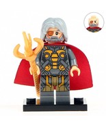 Odin The King of Asgard - Thor Movie Marvel Universe Minifigure Gift Toy - $2.90