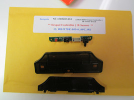 Insignia NS-32D220NA18 22002C0091 Keypad Controller | IR Sensor Board - $17.25