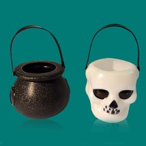 Candy Kettle Halloween Decor Hanging Props Party Decoration Skull Witch ... - €6,78 EUR