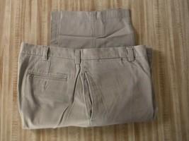mens pants  Khaki size 38 x 30 - $12.38