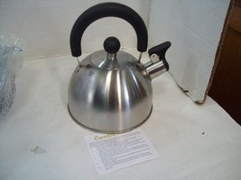 Creative Home Whistling Stainless Steel Tea Kettle  B8 - €14,93 EUR